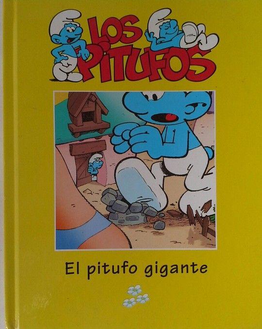EL PITUFO GIGANTE LIBROVIDEO