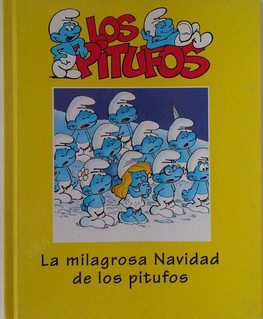 LA MILAGROSA NAVIDAD DE LOS PITUFOSLV