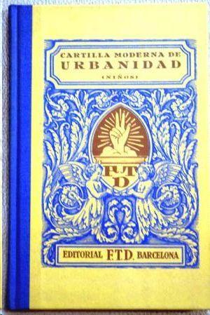 CARTILLA MODERNA DE URBANIDAD