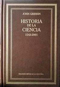 HISTORIA DE LA CIENCIA,1543-2001