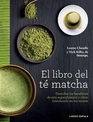 EL LIBRO DEL TÉ MATCHA