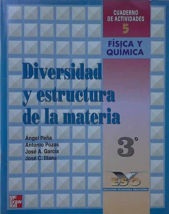 CUADERNO DE ACTIVIDADES 3º ESO. FISICA Y QUIMICA Nº 5