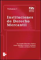 INSTITUCIONES DE DERECHO MERCANTIL VOL I