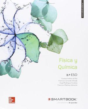 LA+SB FISICA Y QUIMICA 2 ESO. LIBRO ALUMNO + SMARTBOOK.