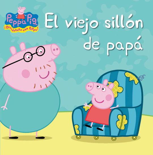 EL VIEJO SILLÓN DE PAPÁ