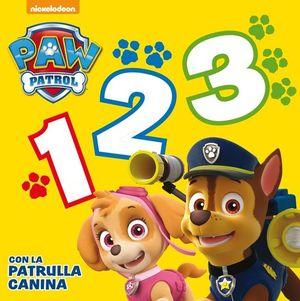 1, 2, 3 CON LA PATRULLA CANINA