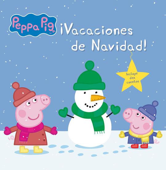 PEPPA PIG ¡VACACIONES DE NAVIDAD!