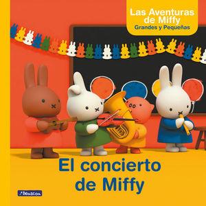 EL CONCIERTO DE MIFFY