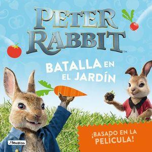 PETERR RABBIT: BATALLA EN EL JARDIN