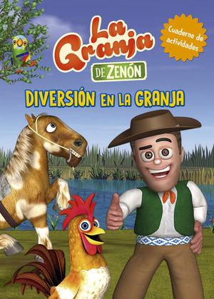 DIVERSIÓN EN LA GRANJA. LA GRANJA DE ZENON