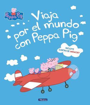 VIAJA POR EL MUNDO CON PEPPA PIG