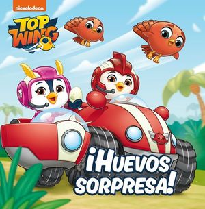 TOP WING ¡HUEVOS SORPRESA!