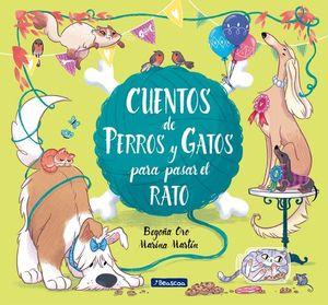 CUENTOS DE PERROS Y GATOS PARA PASAR EL RATO