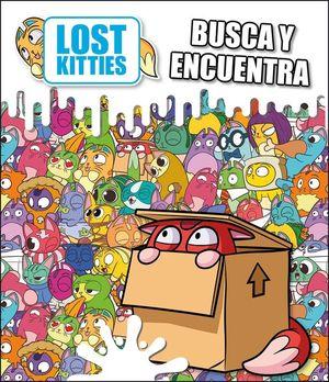 LOST KITTIES. BUSCA Y ENCUENTRA
