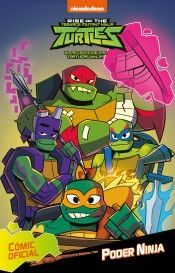 TEENAGE MUTANT NINJA TURTLES 1: PODER NINJA