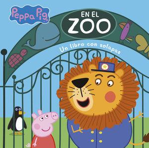PEPPA PIG. EN EL ZOO