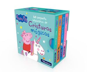 MI PEQUEÑA BIBLIOTECA DE CRIATURAS MÁGICAS. SIRENAS, UNICORNIOS,