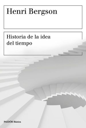 HISTORIA DE LA IDEA DEL TIEMPO