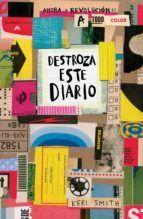 PACK DESTROZA ESTE DIARIO NAVIDAD 2018 + LAPICES