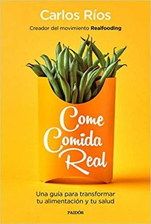 COME COMIDA REAL (PACK NAVIDAD 2019 + BOLSA TERMICA)