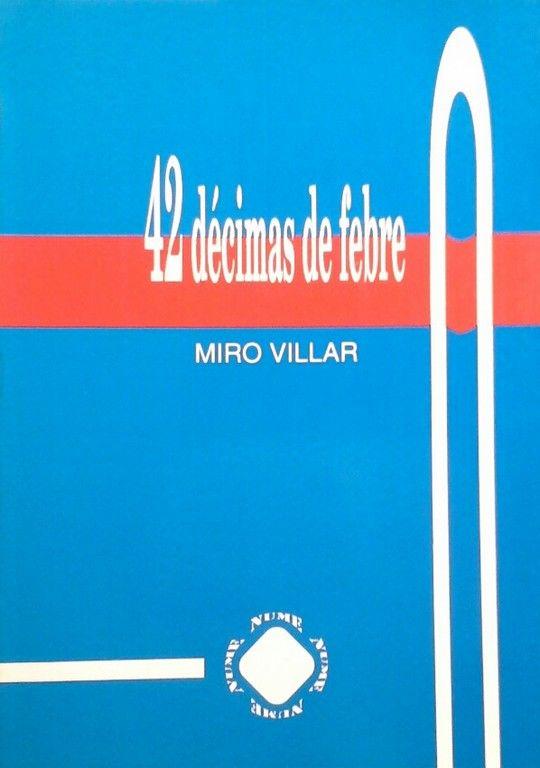 42 DÉCIMAS DE FEBRE