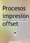 PROCESOS DE IMPRESIÓN OFFSET