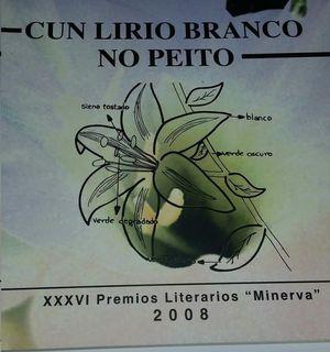CUN LIRIO BRANCO NO PEITO