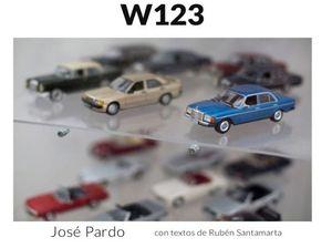 W123 MERCEDES BENZ       JOSE PARDO