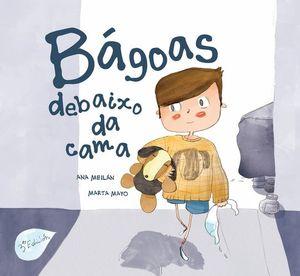 BÁGOAS DEBAIXO DA CAMA