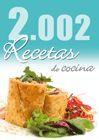 2.002 RECETAS DE COCINA