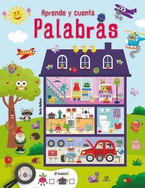 APRENDE Y CUENTA PALABRAS
