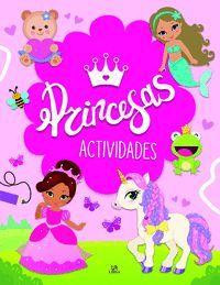 PRINCESAS. ACTIVIDADES