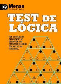 TEST DE LOGICA (MENSA)
