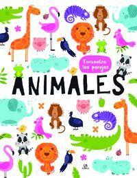 ENCUENTRA LAS PAREJAS: ANIMALES
