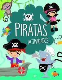 PIRATAS. ACTIVIDADES