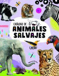 CATALOGO DE ANIMALES SALVAJES