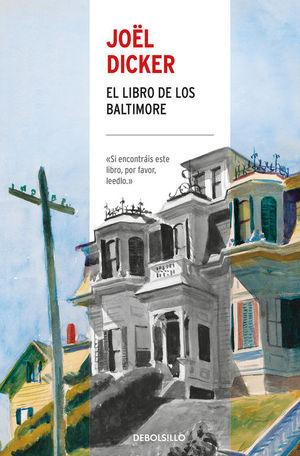 EL LIBRO DE LOS BALTIMORE