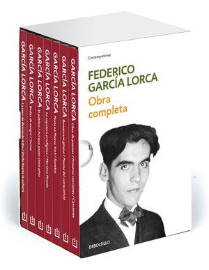 OBRA COMPLETA (EDICION ESTUCHE)