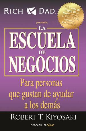 LA ESCUELA DE NEGOCIOS PARA PERSONAS QUE GUSTAN DE AYUDAR A LOS DEMAS