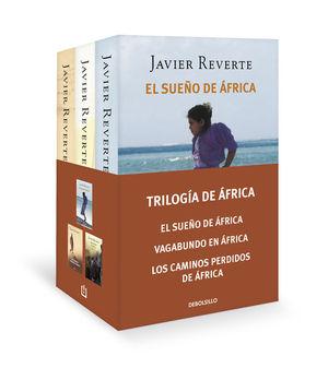 TRILOGÍA DE ÁFRICA (PACK 3 VOLUMENES)