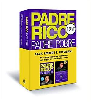 ESTUCHE PADRE RICO, PADRE POBRE Y EL CUADRANTE DEL FLUJO DE DINERO