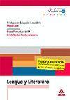 LENGUA Y LITERATURA. GRADUADO EN EDUCACIÓN SECUNDARIA (PRUEBA LIBRE). CICLOS FOR