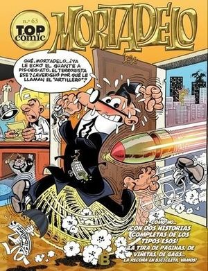 TOP COMIC MORTADELO 63