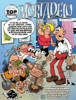 TOP COMIC MORTADELO Nº 64