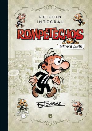 ROMPETECHOS (PRIMERA PARTE). EDICION INTEGRAL