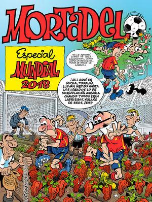 MORTADELO ESPECIAL MUNDIAL 2018