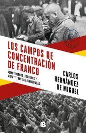 LOS CAMPOS DE CONCENTRACION DE FRANCO