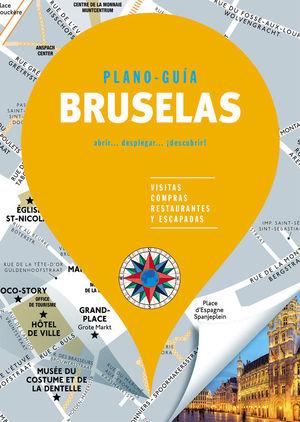 BRUSELAS PLANO-GUIA