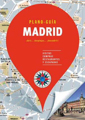MADRID PLANO-GUIA