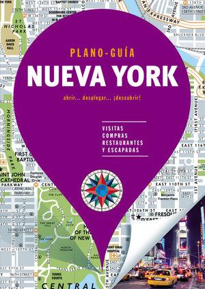 NUEVA YORK PLANO-GUIA
